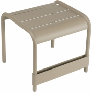 Fermob - Luxembourg Table basse/repose-pied Muscade