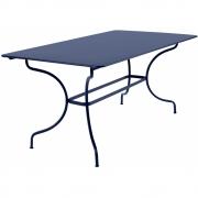 Fermob - Manosque Tisch Abyssblau