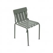Cadeira Stripe - Fermob Branco De Algodão