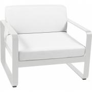Fermob - Bellevie Sessel Metallgrau | Grauweiß