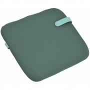 Fermob - Color Mix Outdoor Sitzkissen 41 x 38 cm | Safarigrün
