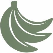 Fermob - Envie d'Ailleurs Bananes Untersetzer Kaktus