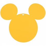 Fermob - Mickey Mouse Untersetzer