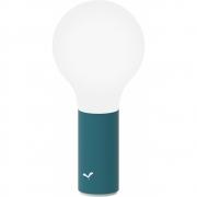 Fermob - Aplo Lampe H24 Acapulcoblau