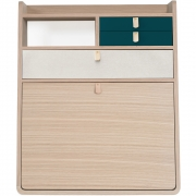 Harto - Wall Secretary Desk Gaston 60 cm