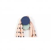 Harto - Coat Hook Lou Navy Blue / Pastel Green