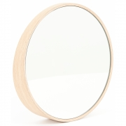 Harto - Mirror Odilon 25 cm - Natural Oak