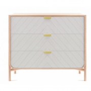 Harto - Chest of drawers Marius 90 cm