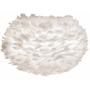 Umage - Eos Leuchtenschirm Medium (Ø45 cm) | Weiß
