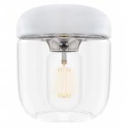 Umage - Acorn Leuchtenschirm Weiß | Stahl