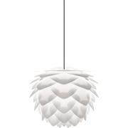 Umage - Silvia Pendelleuchte Ø 50 cm (Medium) | Weiß | Schwarz-Kunststoff