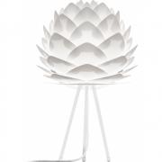Umage by Vita Copenhagen - Silvia Table Lamp H 49 cm (Mini)   White   White