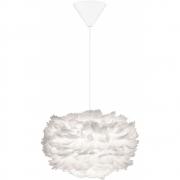 Umage - Eos Pendelleuchte Ø 35 cm (Mini) | Weiß | Weiß-Kunststoff