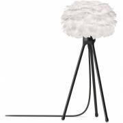 Umage by Vita Copenhagen - Eos Table Lamp H 50 cm (Micro)   White   Black