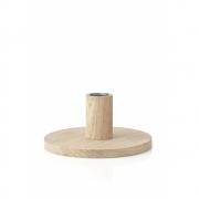 applicata - Simplicity Kerzenhalter Klein   Eiche natur