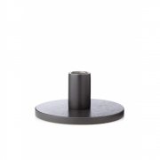 applicata - Simplicity Candleholder Small | Beech City Grey
