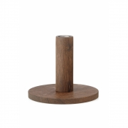 applicata - Simplicity Candleholder Large | Smoked Oak
