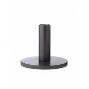 applicata - Simplicity Candleholder Large | Beech City Grey