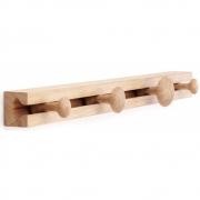 applicata - TRACK Coat Rack Small | Natural Oak