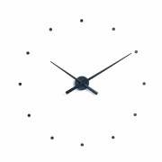 Nomon - OJ Wall Clock White