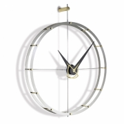 Nomon - Doble O Wall Clock