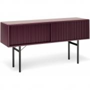 Müller Möbelfabrikation - K16-S1 Sideboard, gefaltete Metallstruktur