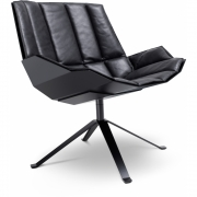 Müller Möbelfabrikation - Martini Chair (Leather)