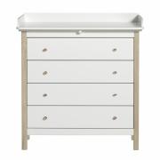 Oliver Furniture - Wood Wickelkommode