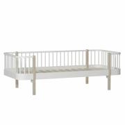 Oliver Furniture - Wood Bettsofa 90 x 200 cm