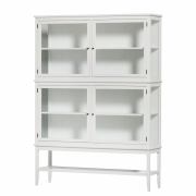 Oliver Furniture - Seaside Glasvitrine mit Beinen