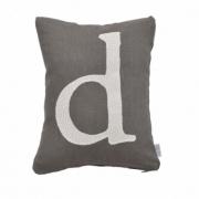 Oliver Furniture - Buchstabenkissen d-Kissen