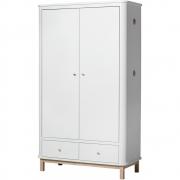 Oliver Furniture - Wood Kleiderschrank 2-türig