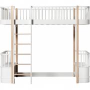 oliver furniture umbauset fr wood hochbett leiter vorne - Oliver Furniture Hochbett