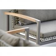 Stern - Sitzkissen für Lucy Lounge-Sessel / Modulelement
