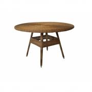 Stern - Tisch mit Loom-Optik