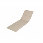 Stern - Cushion for Sunlounger 201 x 67 cm | Natural