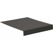 Stern - Tablett L-Form Anthrazit