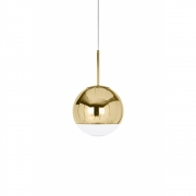 Tom Dixon - Mirror Ball lampe à suspension 25 cm | Or
