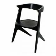Tom Dixon - Slab Chair Black