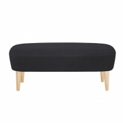 Tom Dixon - Wingback Long Ottoman