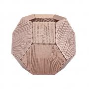 Tom Dixon - Etch Teelichthalter Kupfer | Holz