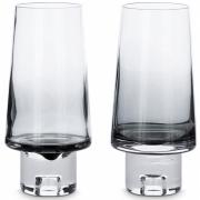 Tom Dixon - Tank High Ball Glas (2 Stk.) Schwarz