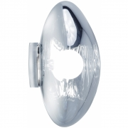 Tom Dixon - Melt Surface Wall Lamp Chrome