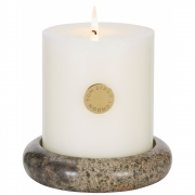 Tom Dixon - Stone Pillar Candle