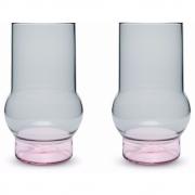 Tom Dixon - Bump Glas (2 Stück)