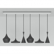 Tom Dixon - Beat Range Linear 1