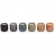 Tom Dixon - Stone Velas Perfumadas Conjunto Para Presentes (6 Pcs.)