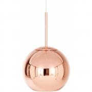 Tom Dixon - Copper Round lampe à suspension Ø25cm