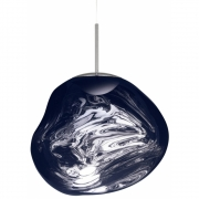 Tom Dixon - Melt LED Pendelleuchte Smoke
