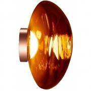 Tom Dixon - Melt LED Surface Wandleuchte Kupfer